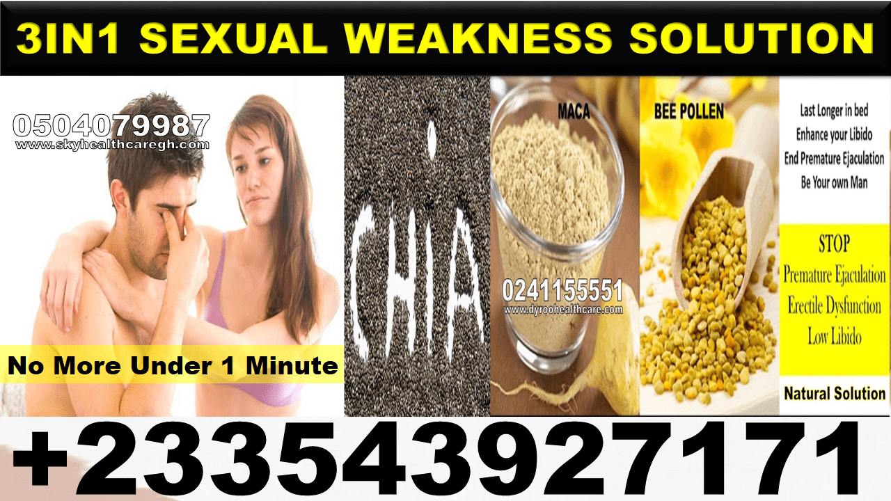 Weak Erection Herbal Medicine