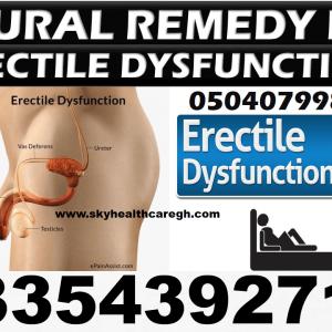 Erectile Dysfunction Natural Remedy