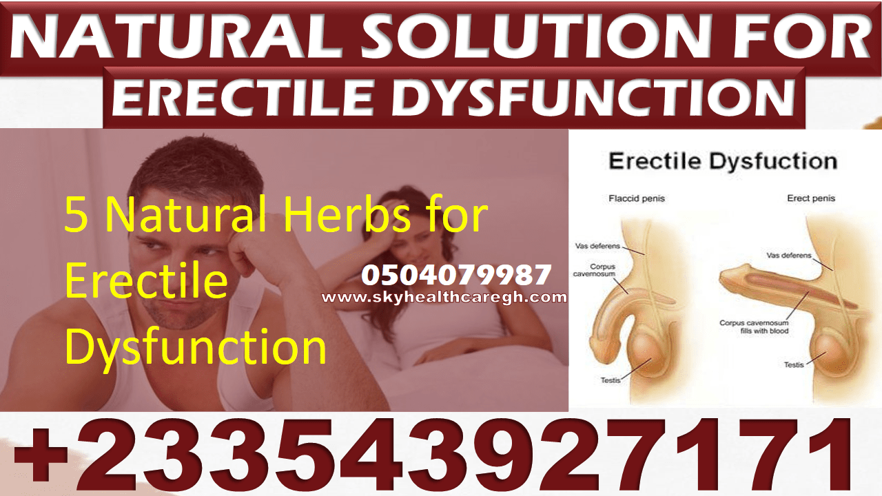 Home Remedies for Weak Erection