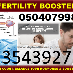 Fertility Boost Vitamins Pack