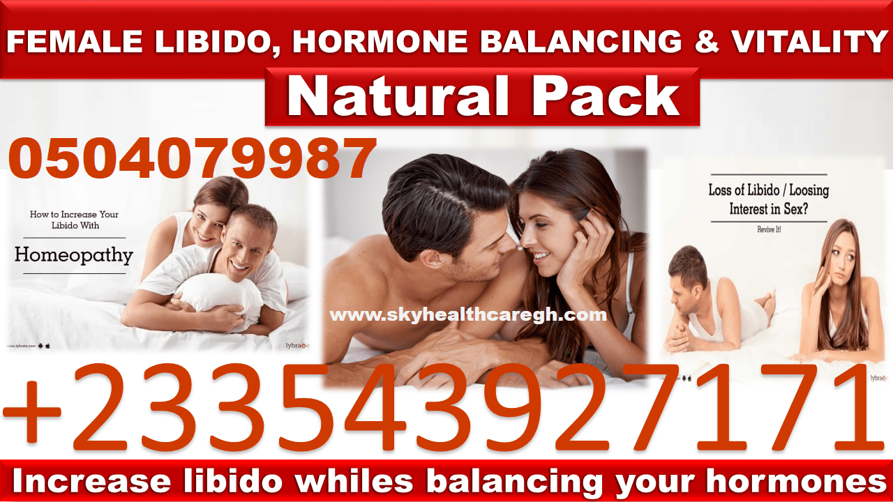 Natural Products for Low Libido