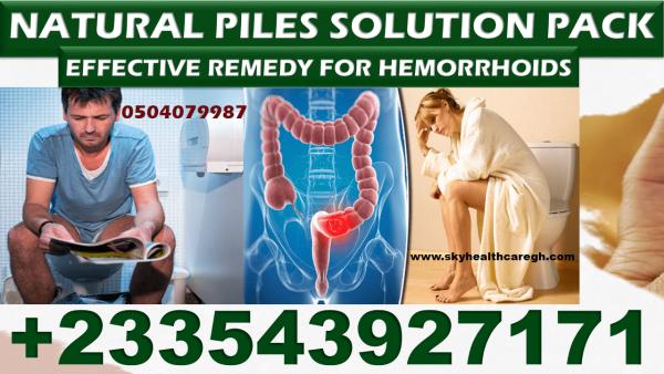 Supplements for Hemorrhoids