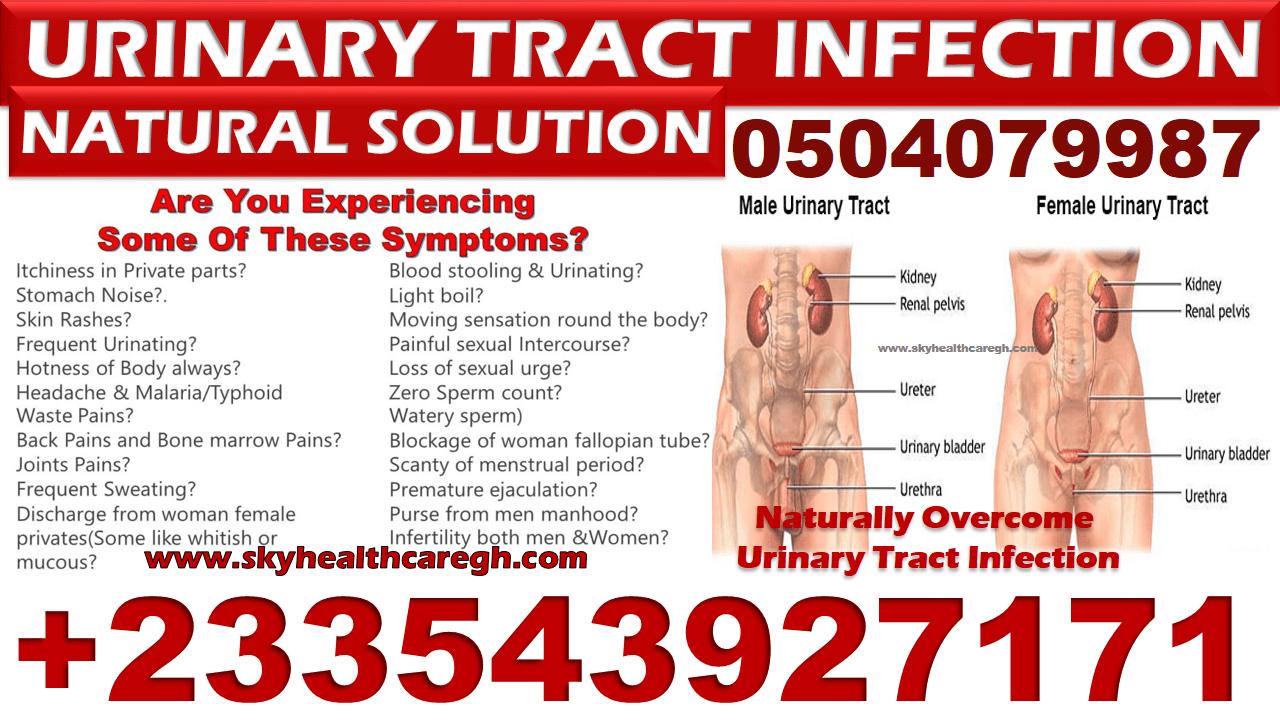 Urine Infection Medicine In Ghana