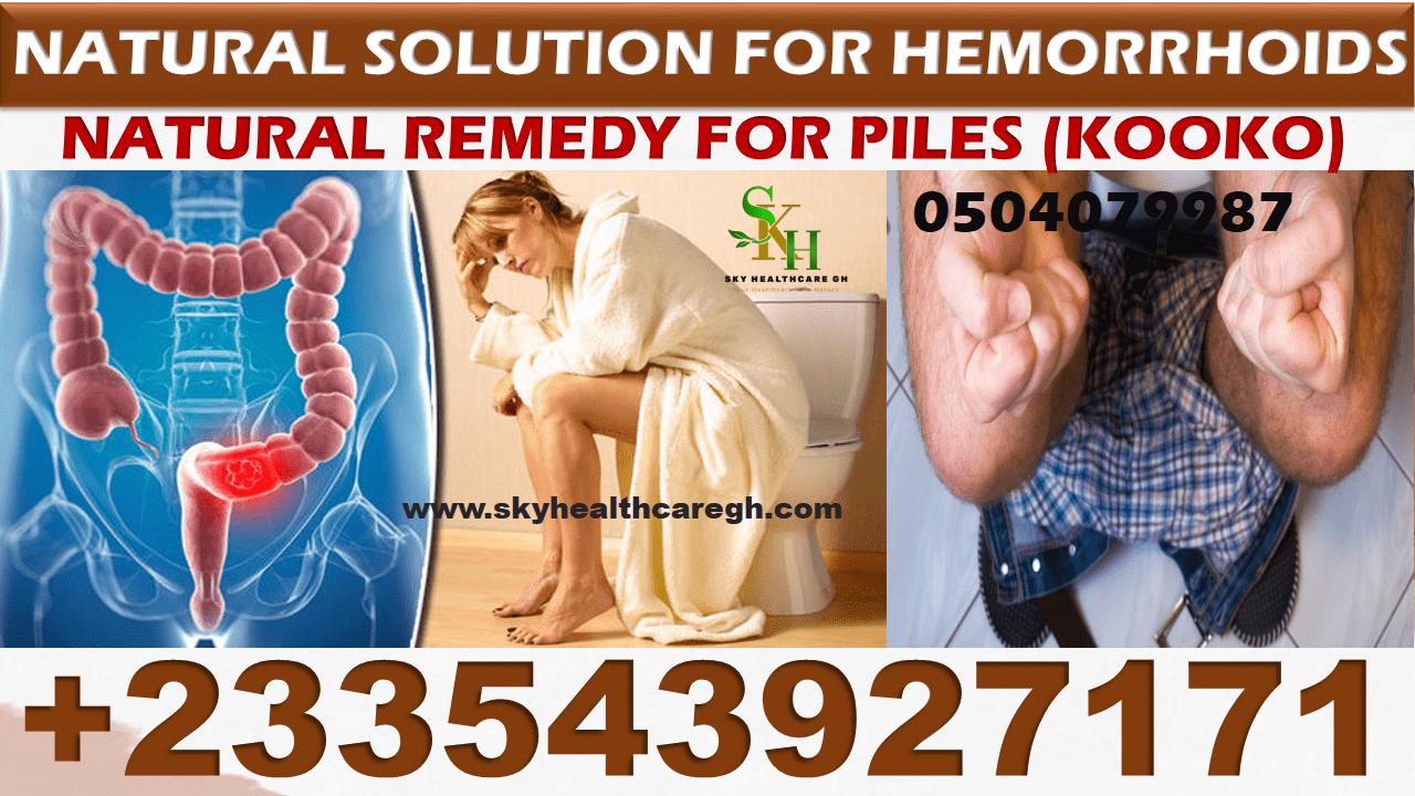 Fiber Supplements for Hemorrhoids