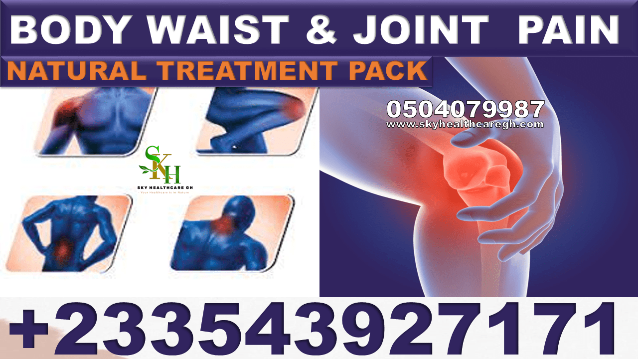 Natural Treatment for Waist Pains