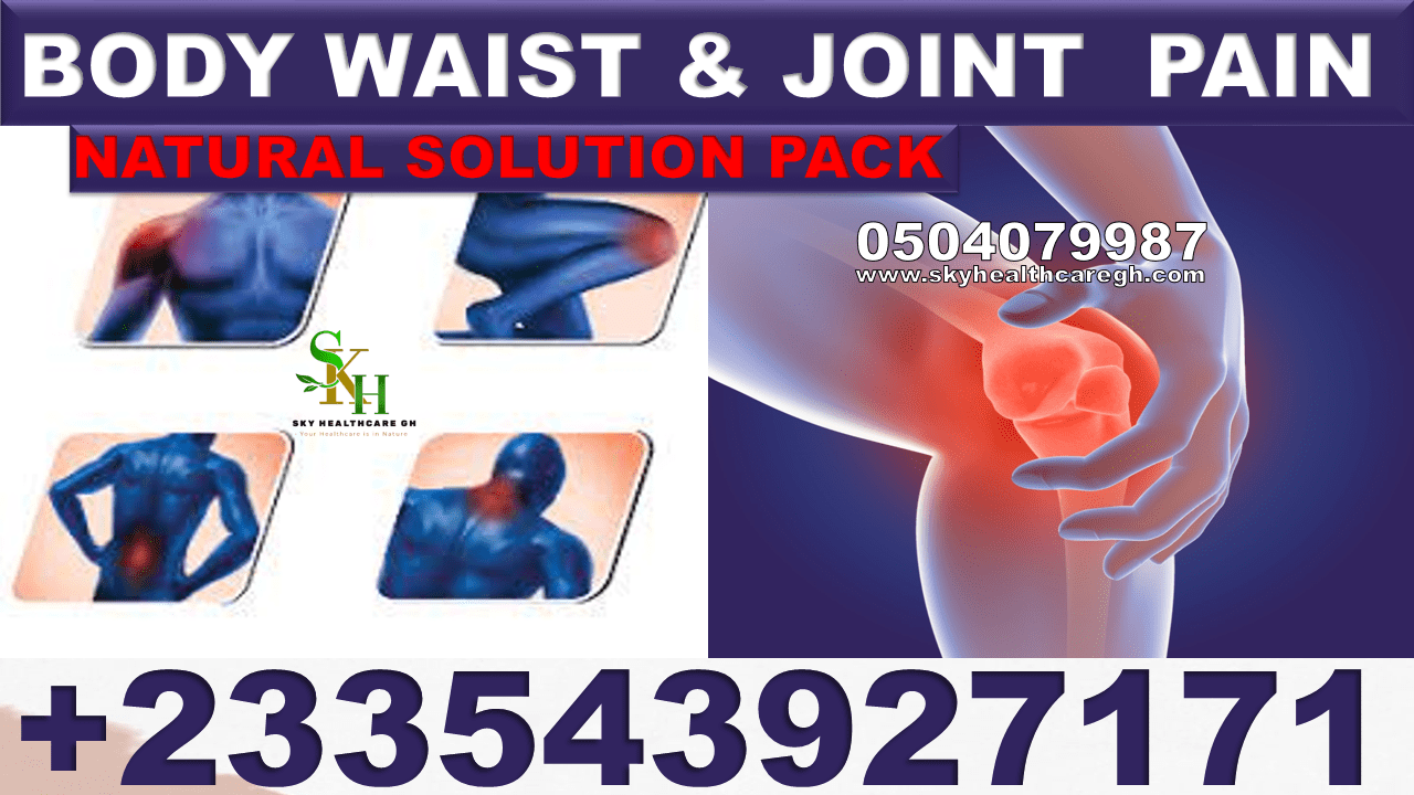 Natural Solution for Body Pains