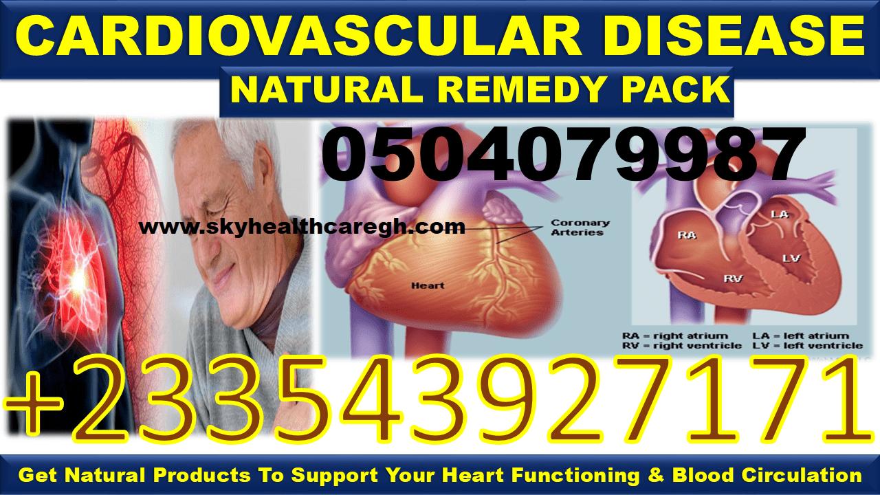 Cardiovascular Disease Remedy Pack