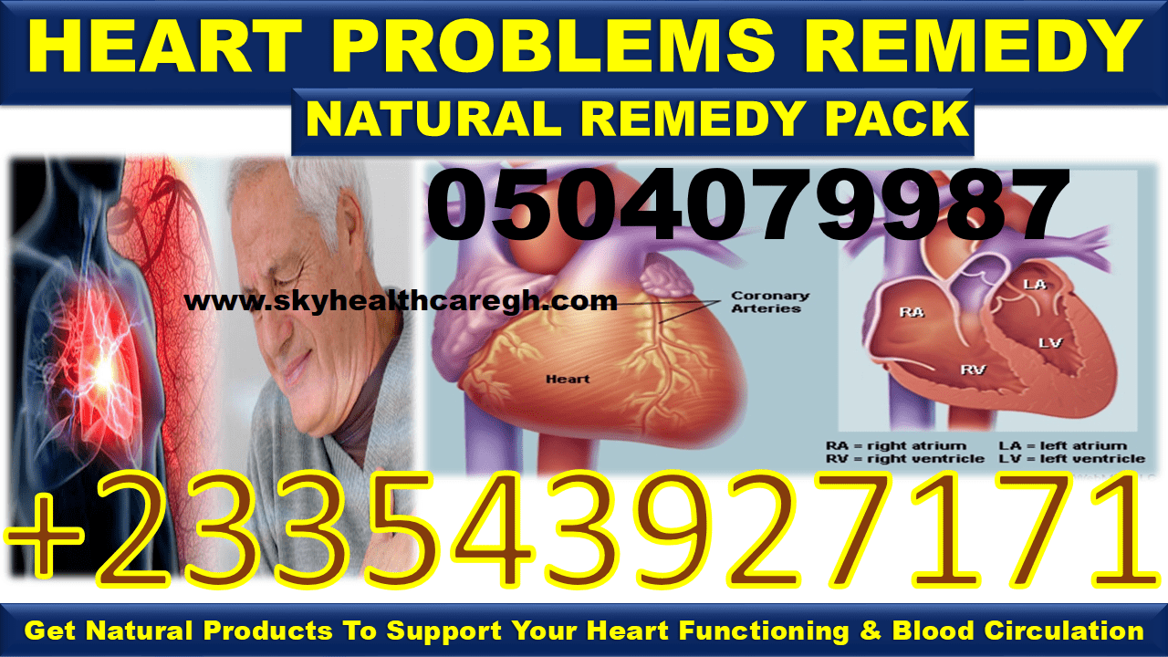 Heart Problems Treatment Pack