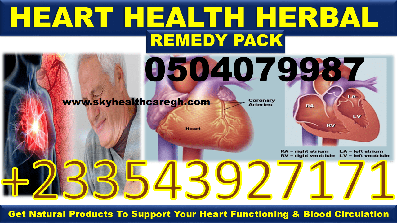 Herbal Remedies for Heart Health Pack