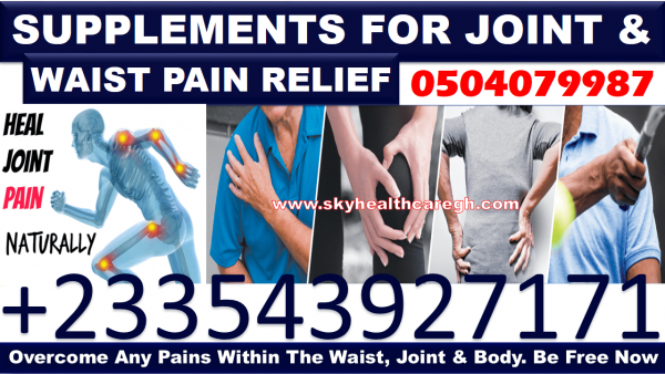 Body and Waist Pain Relief Pack