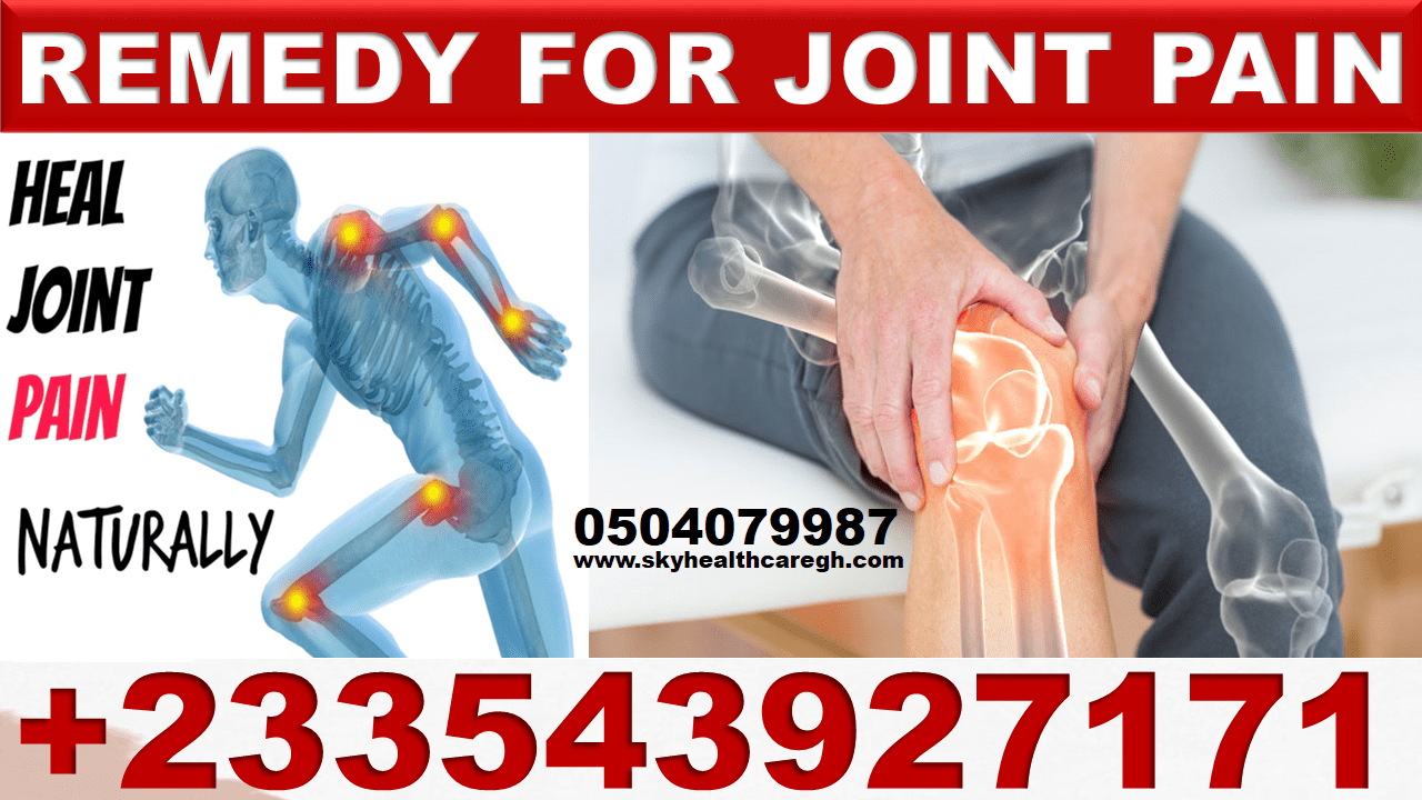 Natural Remedy for Joint Pains Pack