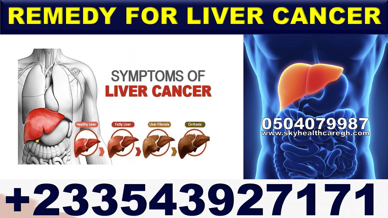 Medicine for Liver in Ghana