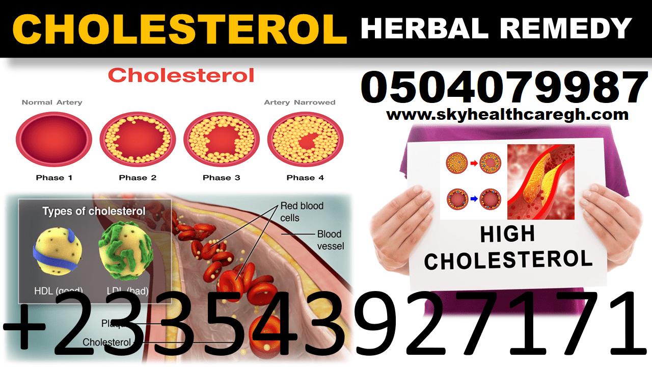High Cholesterol Herbal Remedies Pack
