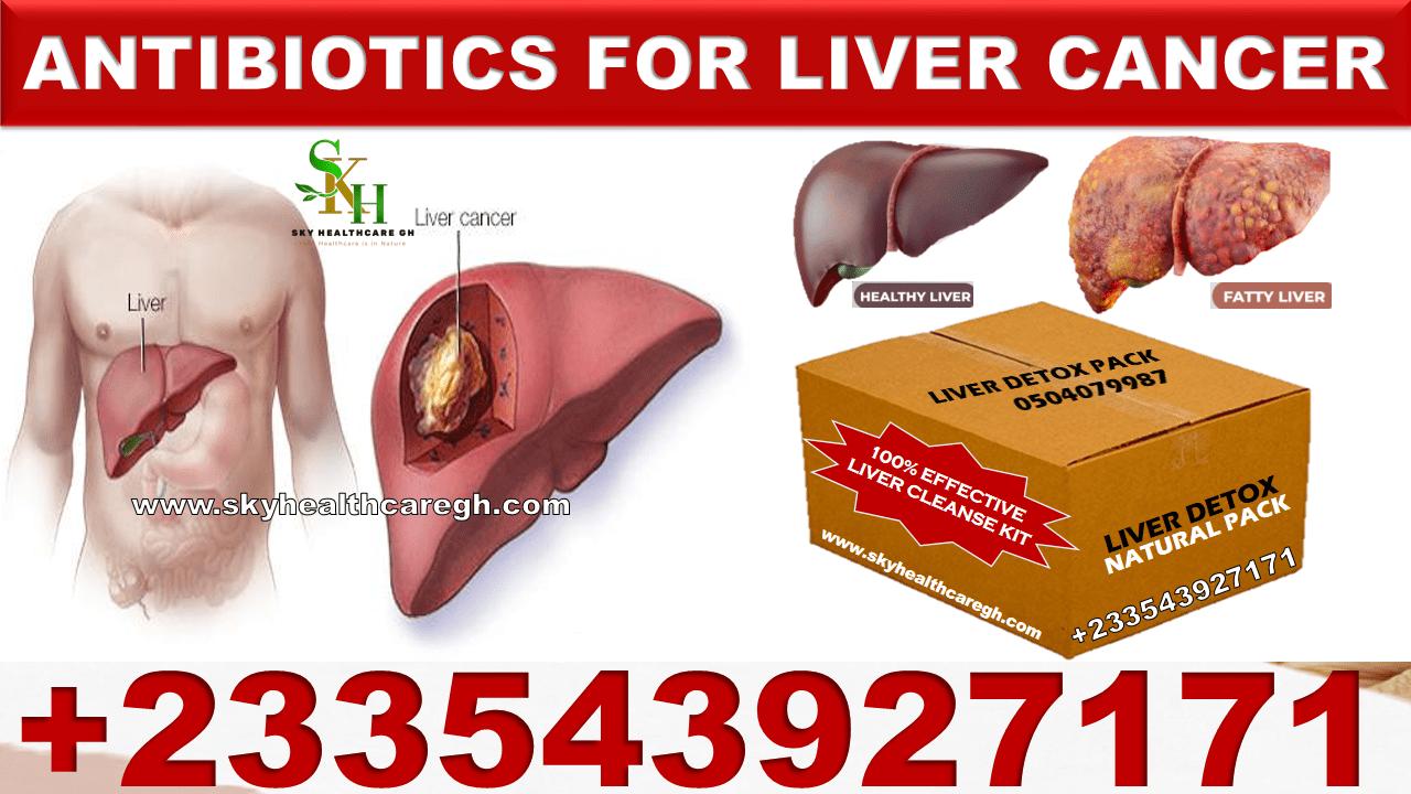 Medicine for Liver Disease in Ghana