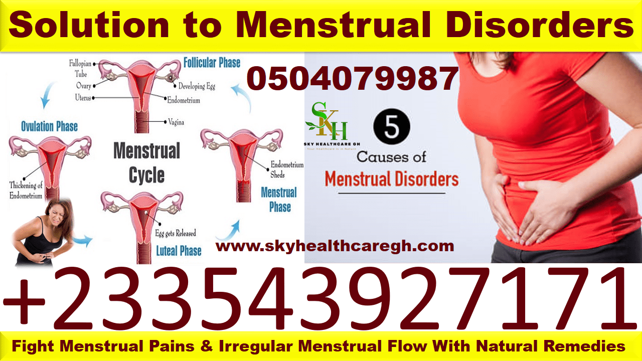 Forever Products for Menstrual Cramps
