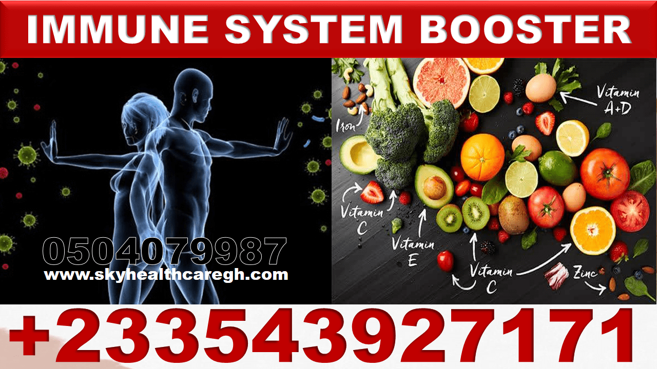 Natural Immune Booster Supplements