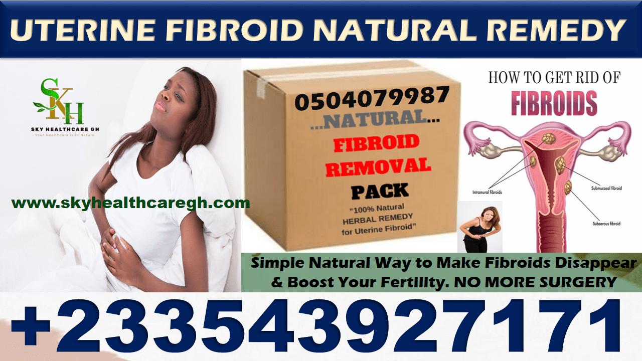 Uterine Fibroid Natural Remedy