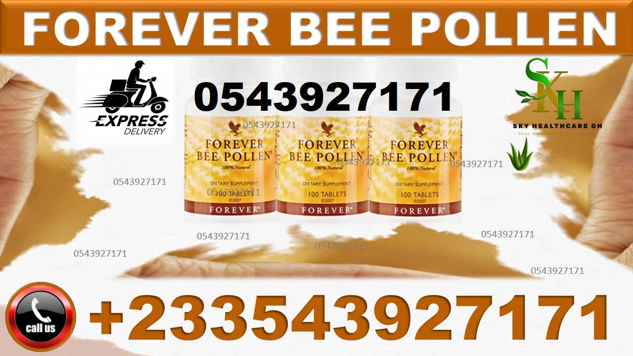 Organic Bee Pollen Pills