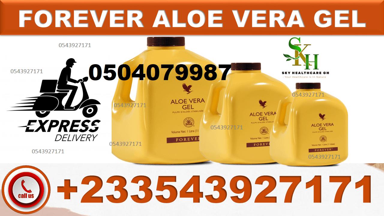 Stabilized Aloe Vera Gel