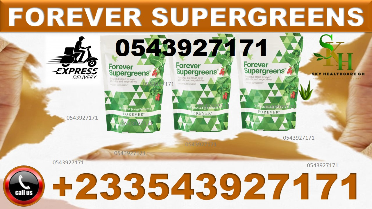 Forever Living Product Supergreens